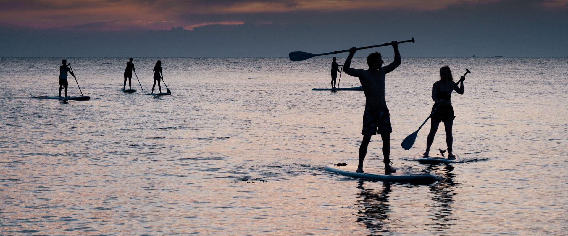 SupYo-Paddleboarding